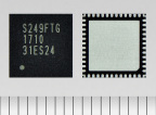 """Toshiba Electronic Devices & Storage Corporation: """"TB67S249FTG,"""" a new stepping motor driver with anti-stall feedback architecture with a current rating of 4.5A. (Photo: Business Wire)"""