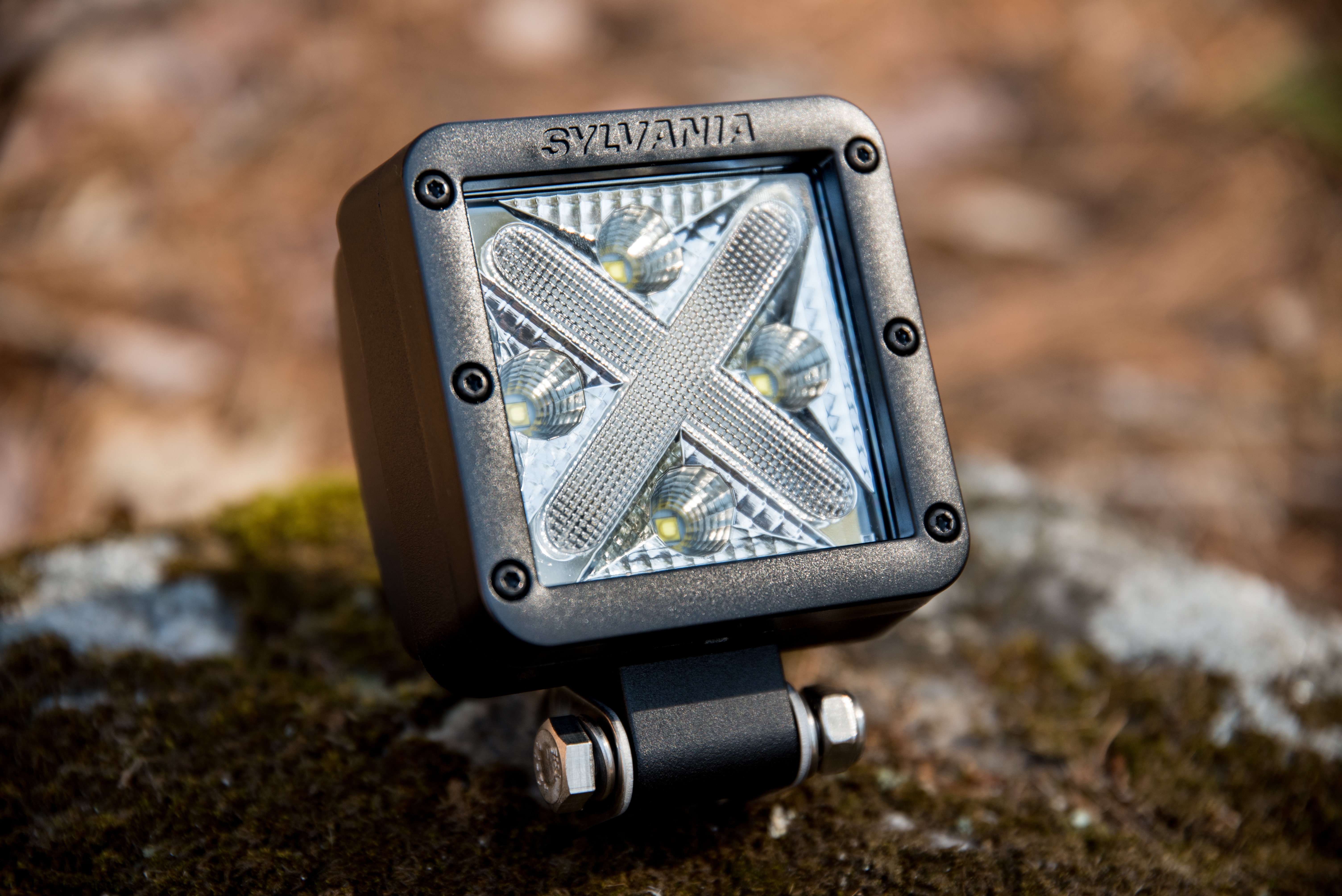 SYLVANIA Automotive Lights Up The Road Less Traveled With Cube X 2 In One |  Business Wire