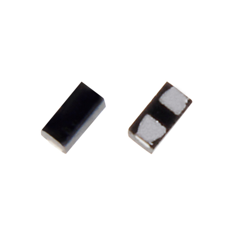 Toshiba's new bidirectional ESD protection diode is housed in an ultra-compact package, making it well-suited to applications with a small footprint such as smart phones, tablets and notebook PCs. (Photo: Business Wire)