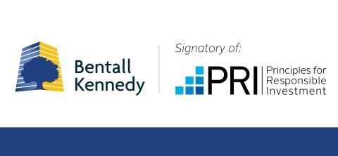 Bentall Kennedy est signataire du PRI de l'ONU et fait rapport annuellement depuis 2008. (Photo: Bus ...