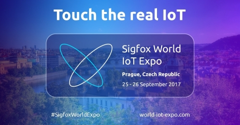 Sigfox World IoT Expo, first Sigfox Flagship event (Photo: Sigfox)