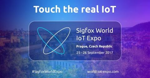 El momento de revolucionar el IoT ha llegado: Sigfox anunciará grandes novedades para impactar en el mercado en Sigfox World IoT Expo