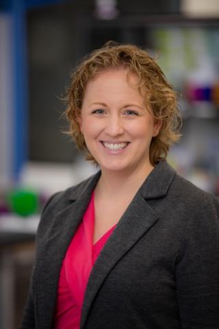 Francie Barron, Ph.D., vice president, biology & regulatory affairs, Nanomedical Diagnostics (Photo: Business Wire)