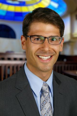Dov Fox, J.D., professor of law, University of San Diego School of Law (Photo: Business Wire)