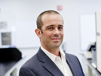 Zachary Hornby, M.S., MBA, chief operating officer, Ignyta Inc. (Photo: Business Wire)