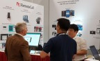 RSUPPORT (KOSDAQ:131370), a global cloud provider of remote support and control solutions kicks off the full-blown sales of RemoteMeeting and TAAS in North America. RSUPPORT participated in the Mobile World Congress America 2017 San Francisco and introduced the two new products. RemoteMeeting is a cloud-based 100 percent web browser video conferencing service. It is a solution to change the methods of task performance and corporate communication. TAAS is a cloud-based, automated mobile testing service for mobile developers, which offer both cloud-based, and device-based testing. It is a solution to improve mobile business productivity. (Photo: Business Wire)