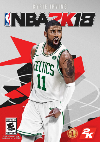 2K today announced that NBA® 2K18, the next iteration of the top-selling and top-rated NBA video gam ...