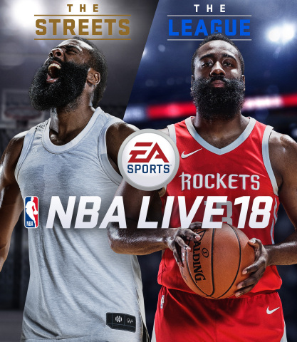 Become 'The One' in NBA LIVE 18 Today (Photo: Business Wire)