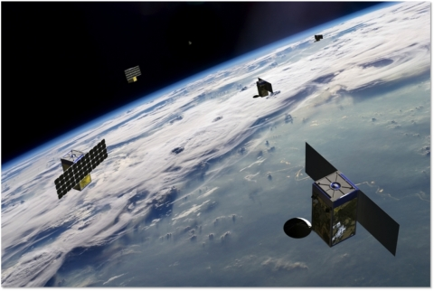 BlackSky plans to build and operate a constellation of 60 small, high-resolution observation satellites. (Photo: Business Wire)