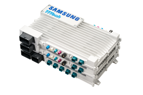 Samsung Electronics and TTTech Announce Strategic Partnership to Deliver Next Generation of Autonomous and Safety Technology to Automakers (Photo: Business Wire)