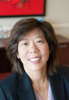 Nancy W. Quan, Chief Technical Officer, Coca-Cola North America; and Corporate Officer of the Coca-C ...