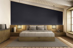SICO® paint brand announced its 2018 Colour of the Year – Cast Iron (6173-83). According to Sico colour experts, black is often overlooked and underappreciated when choosing paint colours for the home, but its ability to refine, subdue and add strength to a space makes it a perfect choice. (Photo: Business Wire)