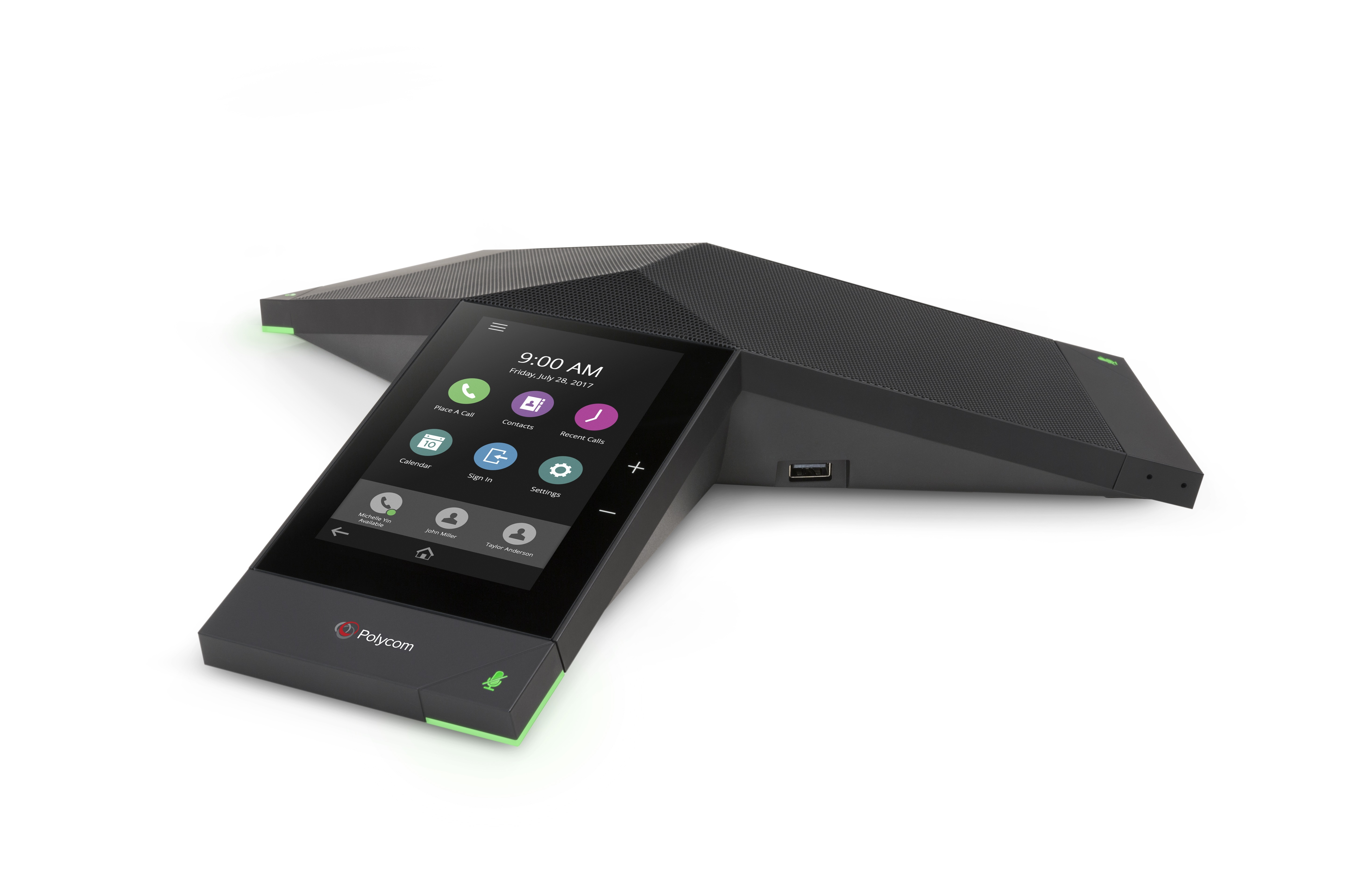 The Modern Conference Phone Turns 25: Polycom Announces New ...