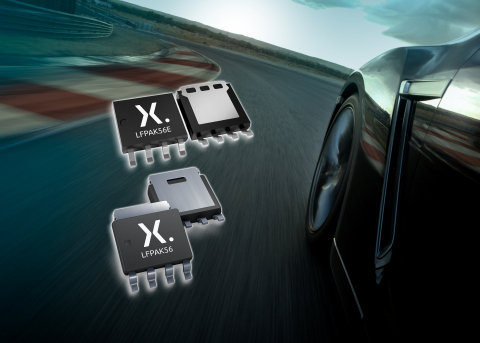 AEC-Q101 Trench 9 MOSFETs in robust packages from Nexperia save space, deliver high performance and ruggedness (Photo: Business Wire)