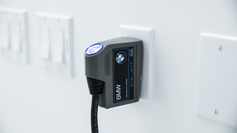 TurboCord is an official accessory of the BMW and MINI plug-in electric vehicle lineup (Photo: Busin ...