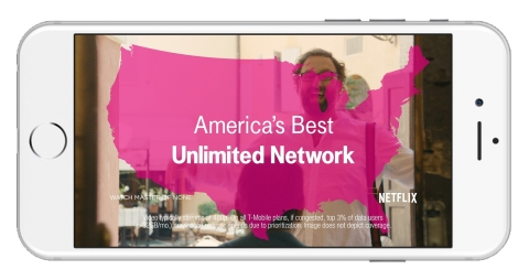 T-Mobile Video Plus on Pandora (Photo: Business Wire)