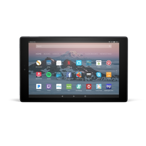 All-New Amazon Fire HD 10 (Photo: Business Wire)