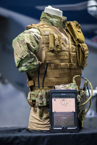 AeroVironment has integrated the new M1/M2/M5 radio frequencies into its Raven and Puma AE hand-laun ...