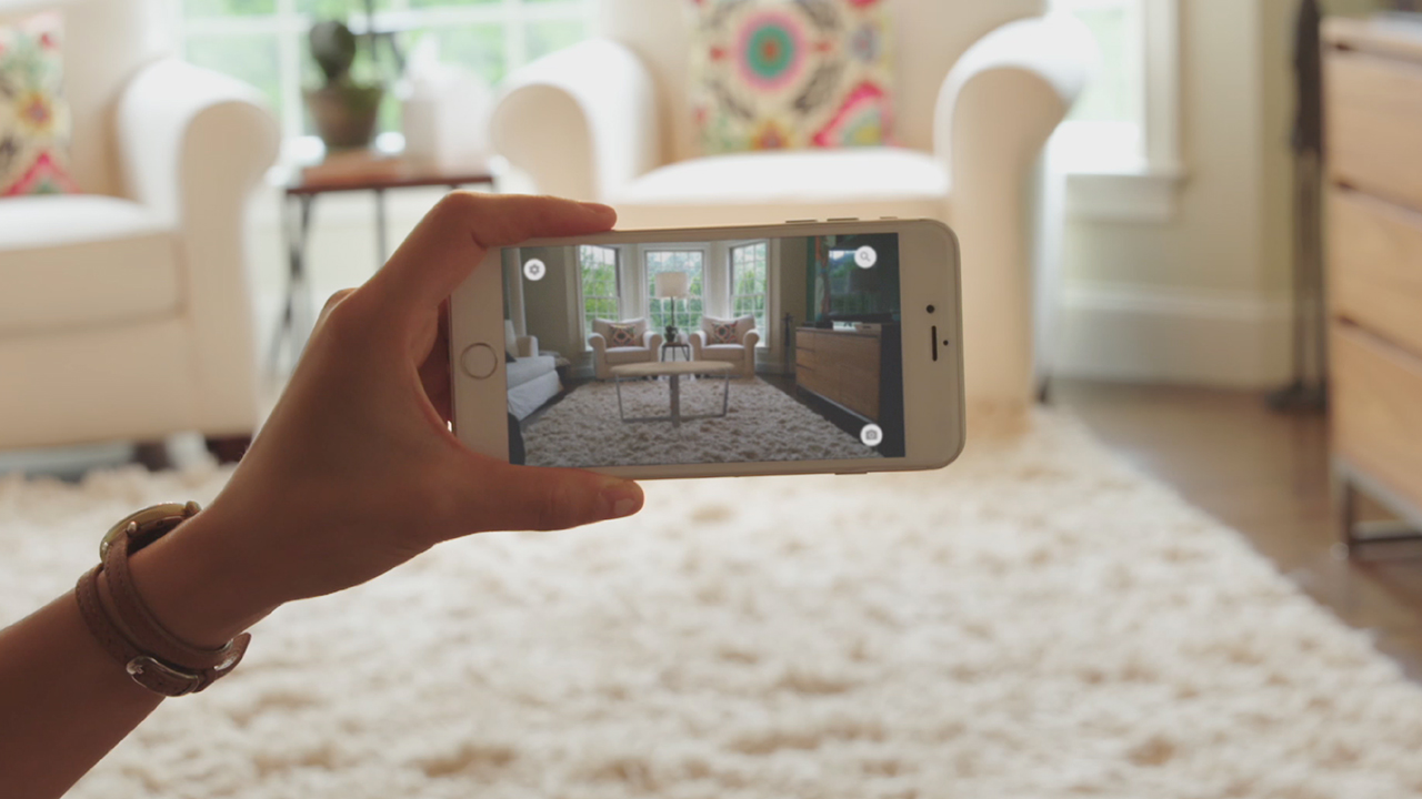 Wayfair's AR-Powered Shopping App Now Available to Tens of Millions of Consumers on iOS 11