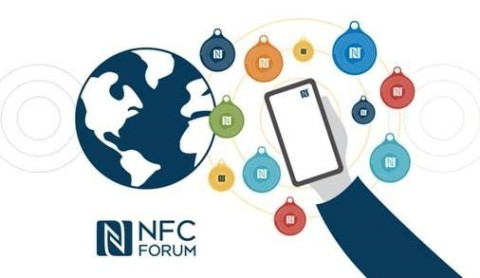 The NFC Forum's NFC Tag Certification Program allows tag/inlay, NFC reader and handset manufacturers for the first time to test and verify the performance and interoperability of all the key components in the NFC eco-system ensuring consistent, compelling and connected user experiences. www.nfc-forum.org (Graphic: Business Wire)
