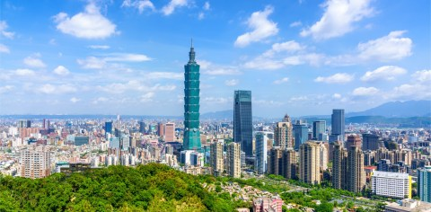 PSI Health Development Co. Ltd. is located at Level 37​, TAIPEI 101 TOWER, No. 7, Sec.5, Xinyi Road, Taipei 110, Taiwan (Photo: Business Wire)