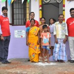 Wells Fargo and Habitat for Humanity India Build New Homes for the Flood Affected Families in Kancheepuram, Tamil Nadu