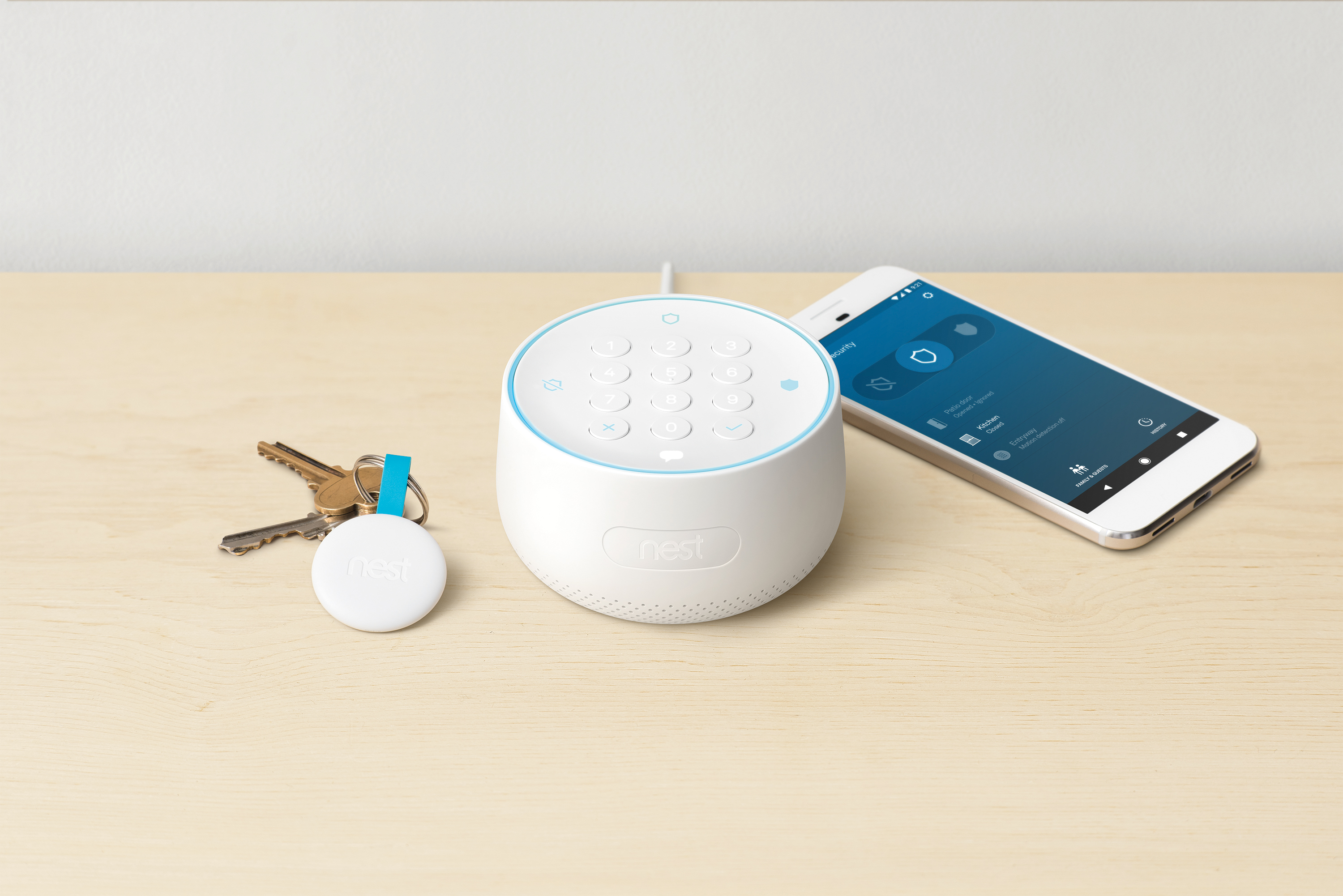 Nest Expands Into Home Security With First System Designed Wiring For Dummies Full Size