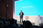 Nest CEO Marwan Fawaz introduces a series of new security products in San Francisco on September 20, 2017 - Credit: Sonia Savio Photography