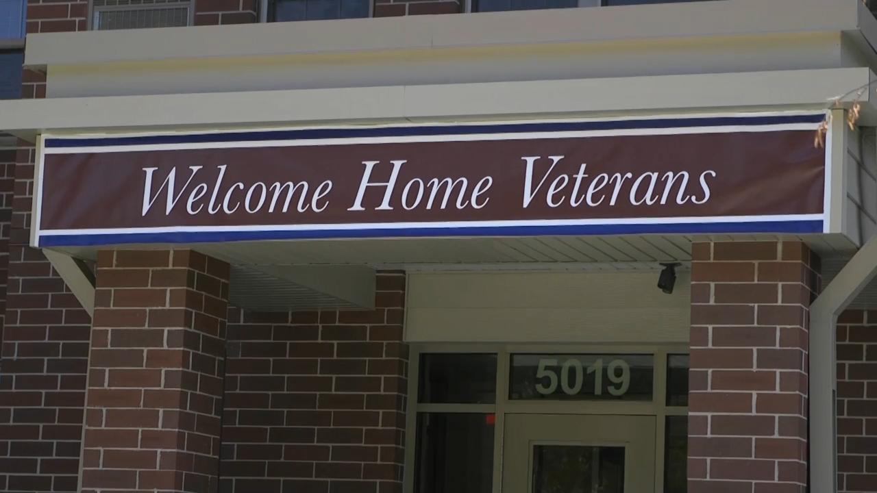 B-Roll of Veterans East (Video: Adam Zuehlke).