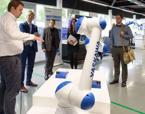 CommScope has opened a new advanced manufacturing technology centre at its Kessel Lo, Belgium site.  ...