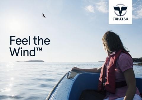 Al via la campagna globale per la promozione del marchio di Tohatsu, importante produttore di fuoribordo, rivolta agli utilizzatori di imbarcazioni appartenenti alla generazione dei Millennials