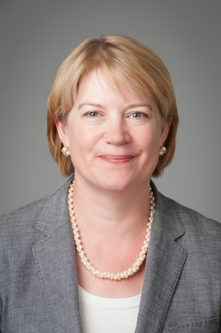 Sabra Purtill, The Hartford's Treasurer and head of Investor Relations (Photo: Business Wire).