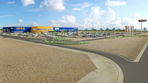Expanding in southwestern U.S. and Arizona, IKEA to open a Glendale store Spring 2020 as 2nd Phoenix-area location. (Photo: Business Wire)