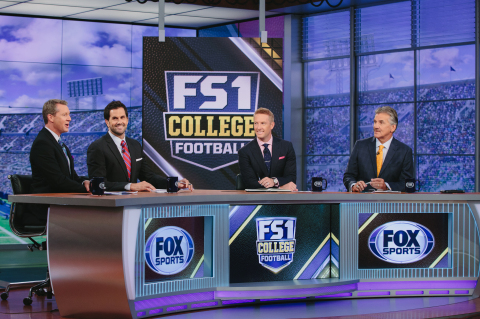 DISH now delivering select college football games from FOX Sports in 4K. (Photo: Business Wire)