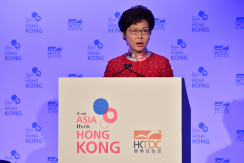 hong kong and china economic relationship with asia