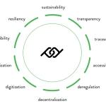 Hoe kunnen nieuwe energiemodellen gedeeld worden door middel van blockchain?
