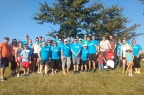 Medline employees and their families rallied together today to participate in the 2017 American Heart Association Northfield Heart Walk. This was one of three walks around the country the company is committed to this year. (Photo: Business Wire)