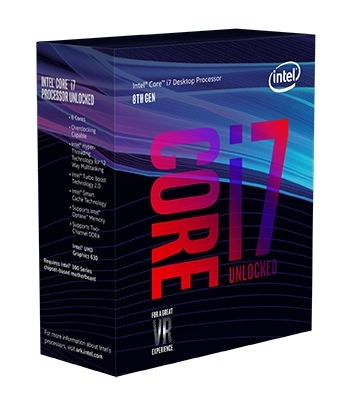 Intel announces the desktop processors of the 8th Gen Intel Core processor family. Available for purchase on Oct. 5, 2017, they include Intel's best desktop gaming processor ever. (Credit: Intel Corporation)