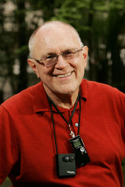 Computer Pioneer Gordon Bell (Photo © Dan Tuffs)