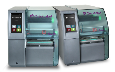 With their compact design and high print speeds, the QL-30 and QL-60 thermal transfer label printers ...