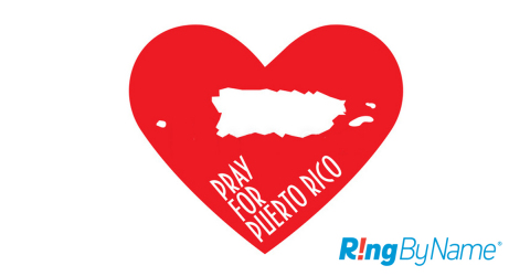 RingByName customers in Puerto Rico get their next two months of service for free to help recover and rebuild (Photo: Business Wire)