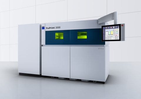 TRUMPF TruPrint 3000 to be installed at Sintavia in early 2018 (Photo: Business Wire)