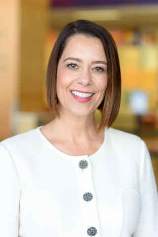Alexandra Carter has been named Senior Vice President and Chief Development Officer at Children's Hospital Los Angeles. (Photo: Business Wire)