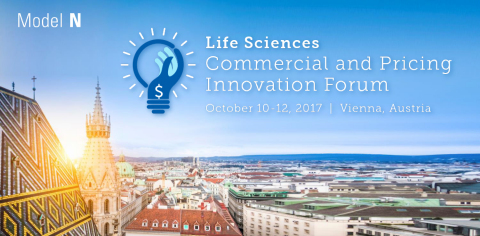 Model N to Host Life Sciences Commercial and Pricing Innovation Forum Oct 10-12, 2017. (Photo: Busin ...