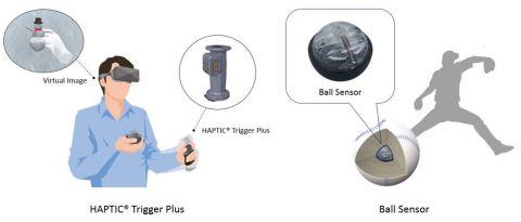 アルプス電気 CEATEC デモイメージ(画像:ビジネスワイヤ)