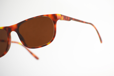 The Stratasys VeroFlex Rapid Prototyping Eyewear Solution offers eyewear manufacturers the ability to lead with the latest market trends, deliver products over a year quicker, and improve salability of their products (Photo: Stratasys)