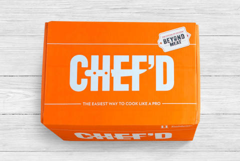 Chef'd Meal Kit (Photo: Business Wire)
