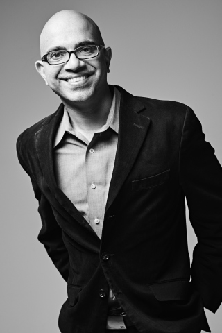 Uday Kamath, Digital Reasoning's Chief Analytics Officer. (Photo: Business Wire)