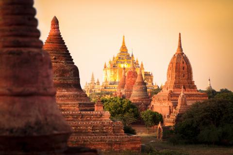 Bagan, Myanmar (Photo: Business Wire)