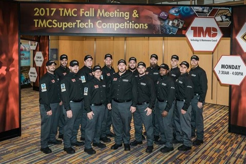 The Winners of TMC SuperTech (Photo: Business Wire)